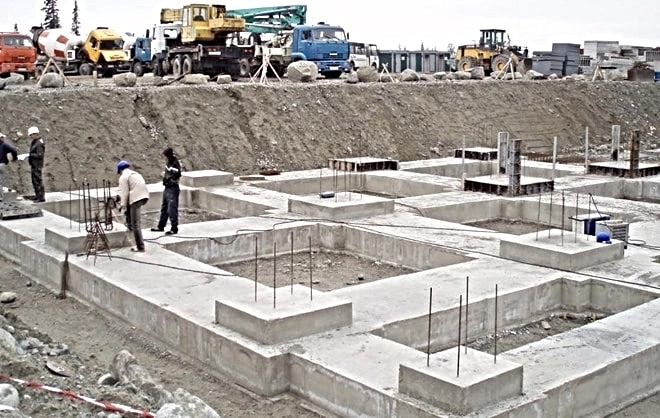 foundations for houses